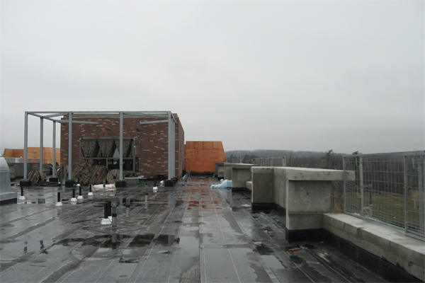 Richview Manor Anax Roofing