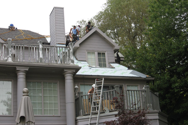 Residential Cottage Project Anax Roofing
